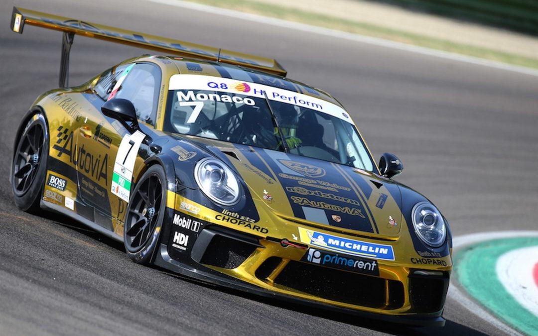Stefano Monaco entra a far parte dei piloti iscritti alla eRace 4 Care!